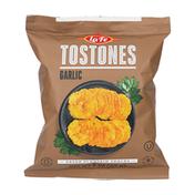 La Fe Tostones Garlic, Green Plantain Snacks
