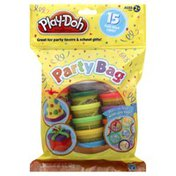 Play-Doh Modeling Compound, Party Bag, Fun-Size Cans
