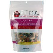 Germack Fit Mix Nutrition On-The-Go Count Trail Mix