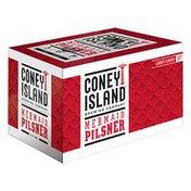 Coney Island Mermaid Pilsner Beer