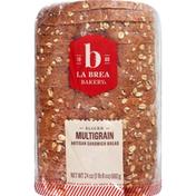 La Brea Bakery Artisan Sandwich Bread, Multigrain, Sliced