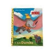 Random House Disney I Am Dumbo Hardcover Book