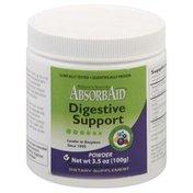 Absorb Aid Digestive Support, Powder