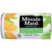 Minute Maid Country Style 100% Orange Juice, Fruit Juice Drink
