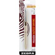 Zebra Gel Retractable Pen