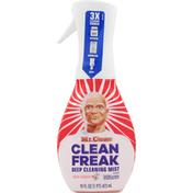 Mr. Clean Cleaner, Clean Freak, Deep Cleaning Mist, Wild Flower