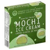 Mt Fuji Ice Cream, Mochi, Green Tea