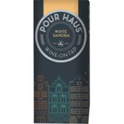 Pour Haus® White Sangria White Wine - 3L