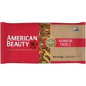 American Beauty Rainbow Twirls