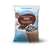 Big Train Reduced Sugar Mocha Blended Ice Coffee Beverage Mix