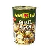 Asian Best Quail Eggs