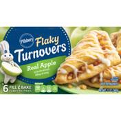 Pillsbury Real Apple Flaky Turnovers