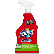 Resolve Spot & Stain Remover, Upholstery & Multi-Fabric