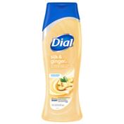 Dial Body Wash, Silk & Ginger