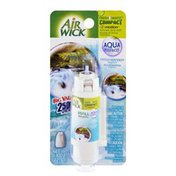 Air Wick Freshmatic Compact I-Motion Fresh Waters Automatic Spray Refill