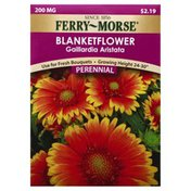 Ferry Morse Seeds, Blanketflower, Gaillardia Aristata
