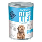 Blue Buffalo True Solutions Best Life Natural Medium Breed Adult Wet Dog Food, Chicken