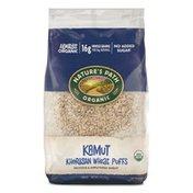 Nature's Path Kamut Khorasan Wheat Puffs