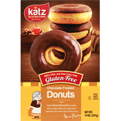 Katz Donuts, Chocolate Frosted