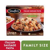 Stouffer's Family Size Italian Sausage Pasta Frozen Meal