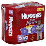 Huggies Diapers, Size 5 (Over 27 lb), Disney Baby, Mega