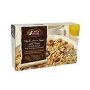 Open Nature Maple Brown Sugar & Pecans Multi-grain Instant Hot Cereal