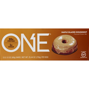 One Protein Bar, Maple Glazed Doughnut Flavored
