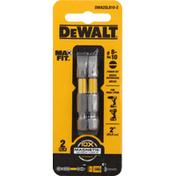 Dewalt Power Bit, No. 80-10, 2 Inches