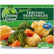 Green Giant Teriyaki Vegetables Steamers