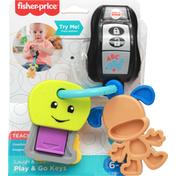 Fisher-Price Play & Go Keys, 6-36M