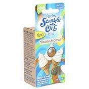 Glade Oil Refill, Scented, Vanilla & Cream