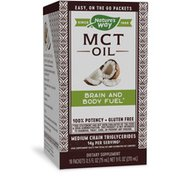 Nature's Way MCT Oil Single Serve Packets