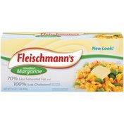 Fleischmann's Unsalted 65% (West Coast Quarters) Vegetable Oil Spread