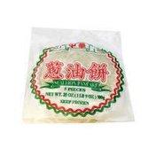 Chinese Scallion Pie, Inc. Scallion Pancake