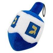 Multipet Hanukkah Dreidel Dog Toy