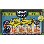 Magic Hat Beer, IPA Playlist, Variety Pack