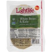 Lightlife Veggie Deli Slices, White Bean & Kale