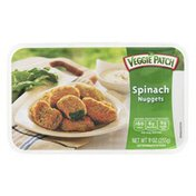 Veggie Patch Spinach Nuggets