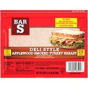 Bar-S Deli Style Applewood Smoked Turkey Breast