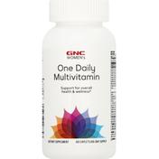 GNC Multivitamin, Women's, One Daily, Caplets
