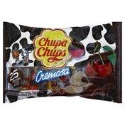 Chupa Chups Lollipops, Cremosa, 2 Flavors