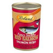 Roland Fancy Sockeye Red Salmon