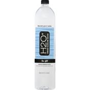 H2o+ Drinking Water, Purified, Ionized Alkaline