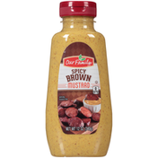 Our Family Mustard, Brown, Spicy