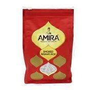 Amira Basmati Rice, Smoked