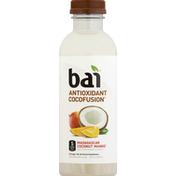 Bai Antioxidant Beverage, Antioxidant Cocofusion, Madagascar Coconut Mango