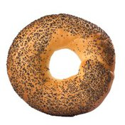 Loose Poppyseed Bagel