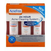 AcneFree Acne Free Clear Skin Treatments 24 Hour Acne Clearing System - 3 CT