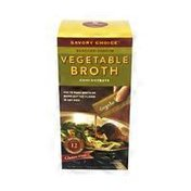 Savory Choice Vegetable Broth Concentrate