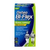 Osteo Bi-Flex Joint Health Herbal Formula with Turmeric Dietary Supplement